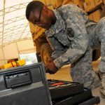 Military use tool kit provided by company that creates custom tool systems